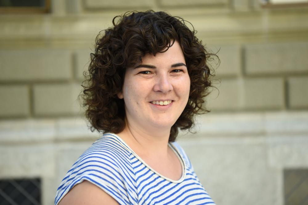 Korintha Bärtsch - Teamleiterin Défi Velo Luzern